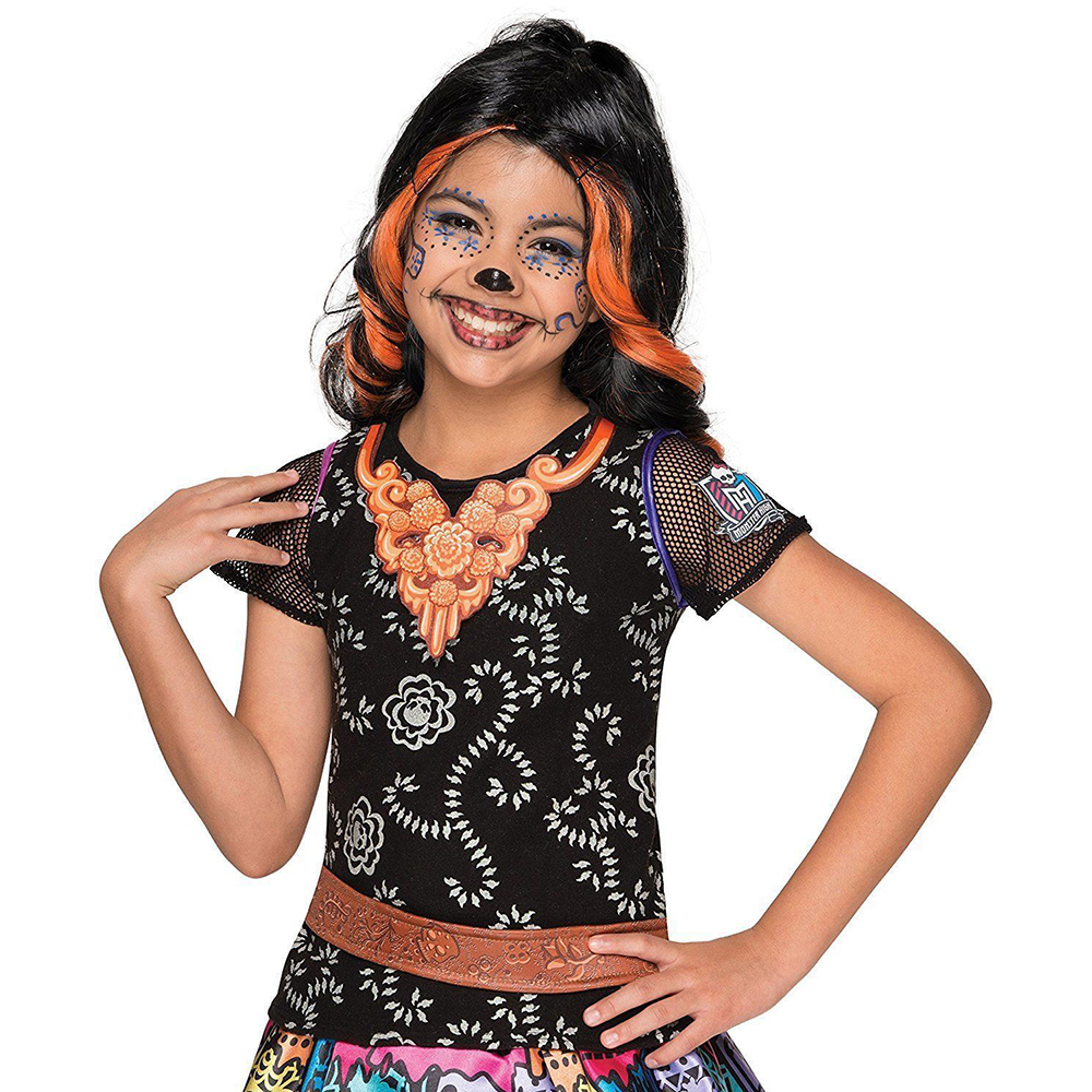 Top Carnival Rubies Скелита Monster High кукла monster high скелита