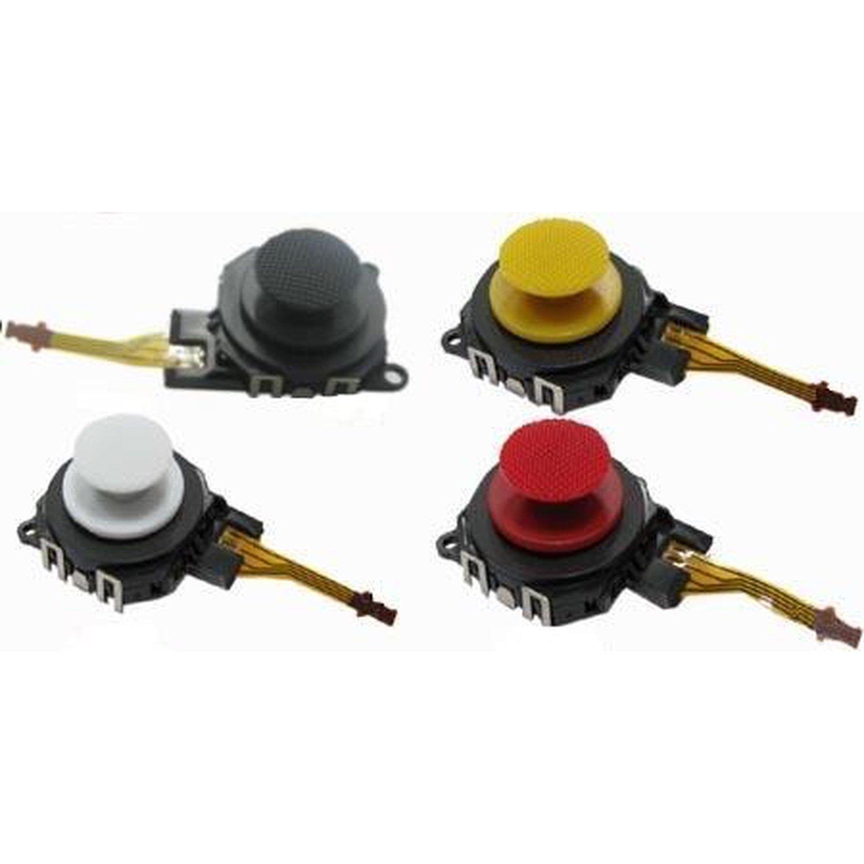 цена на PSP3000 3D joystick (Analog Stick) original (black, white, yellow, network)