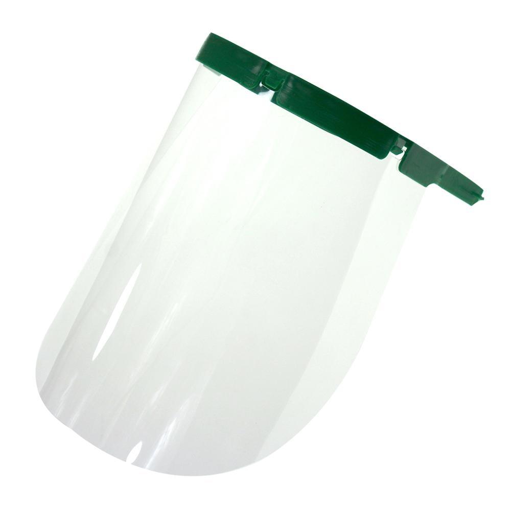 Safety Face Shield Face, Facial Face Mask Reusable Transparent Transparent Comprehensive Face, Facial Mask, Proteg