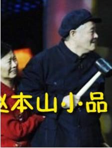 赵本山小品集的海报