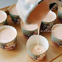 """香芋纸杯蛋糕 新手友好零失败#美食说出""""新年好""""#的做法图解10"""