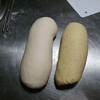 玉米面卷的做法图解3