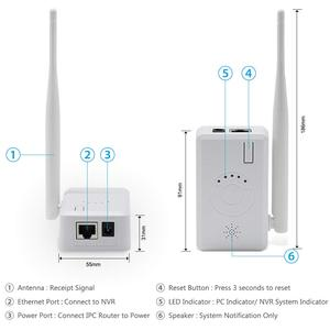 Image 2 - ANRAN Universale IPC Router/Ripetitore Estendere WiFi Gamma per la Casa Sistema di Telecamere di Sicurezza Wireless (1 pcs)