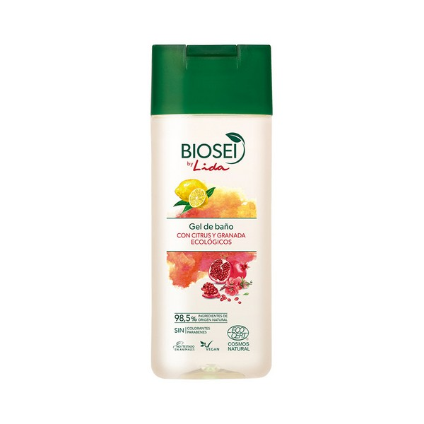 Shower Gel Biosei Citrus Lida (600 Ml)