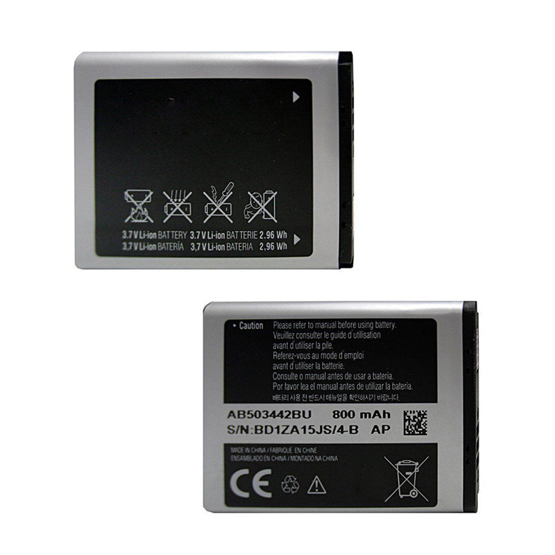 Battery <font><b>SAMSUNG</b></font> <font><b>E570</b></font> AB503442BC.High quality battery.Li-ion battery 800mAh Fresh battery <font><b>SAMSUNG</b></font> <font><b>E570</b></font> AB503442BC image