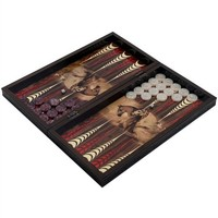 Anatolian Backgammon Great Intelligence Entertainment Strategy Family Board Game