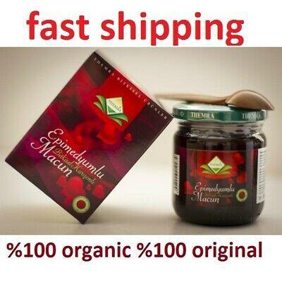 Themra Epimedium Turkish Honey Mix Macun Horny Goat Weed Ginseng Herbal Aphrodisiac– Turkish Paste, 240gr., %100 Halal 4
