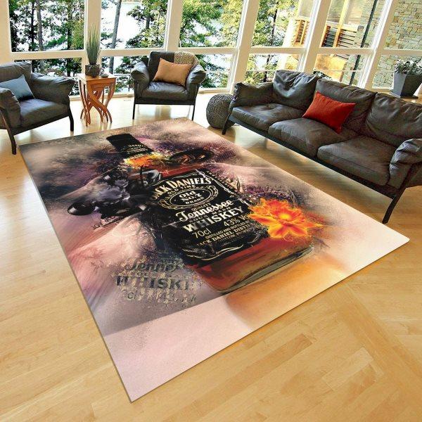 Herms Jack Daniels 2 Non Slip Floor Carpet Modern Carpet