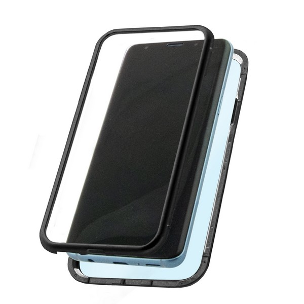 Mobile cover Samsung Galaxy S9 KSIX Magnetic (2 Pcs)|  - title=