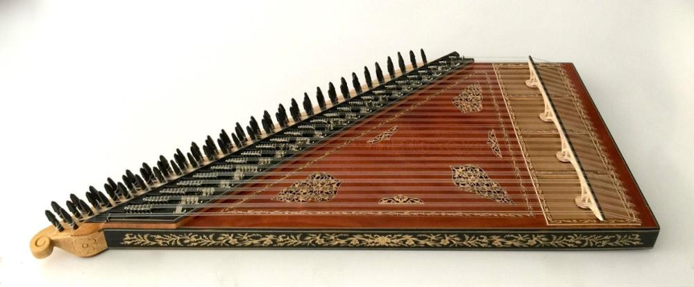 PROFESSIONAL TURKISH KANUN QANUN QANON MK-123