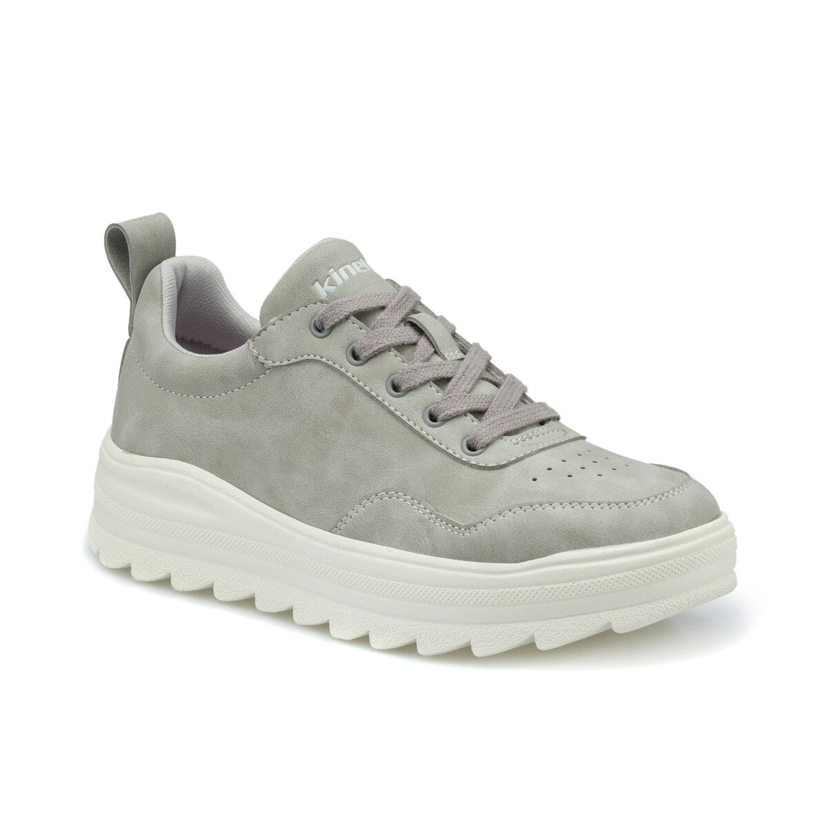 FLO IVA Gray Women 'S Sneaker Shoes KINETIX