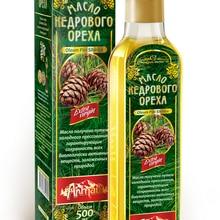 Алтайское кедровое масло 500 мл Premium quality product