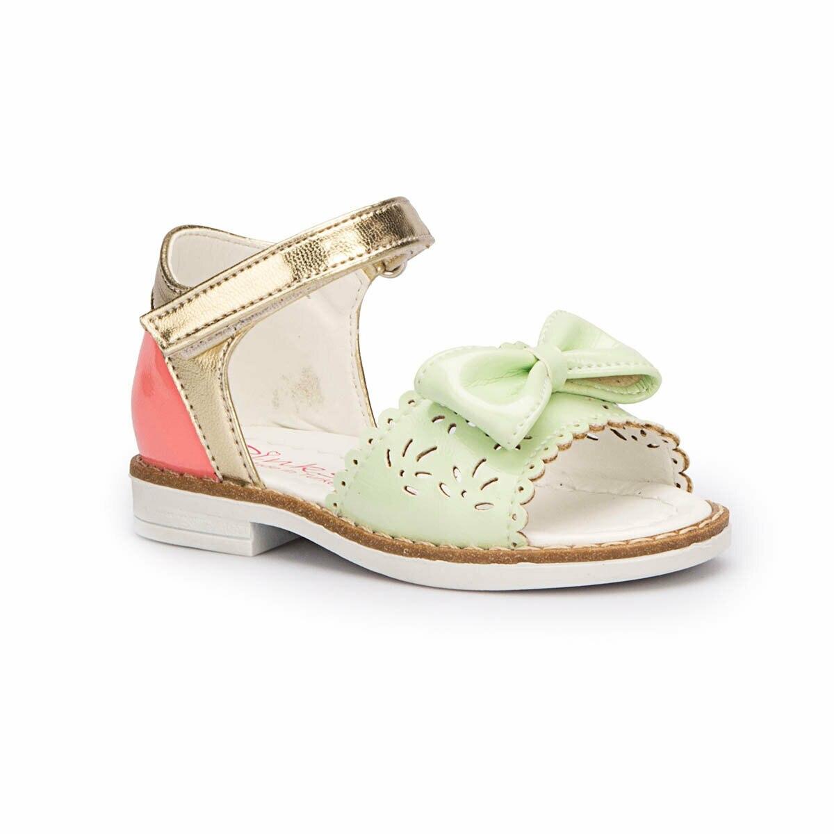 FLO RIRI Mint Female Child Sandals PINKSTEP