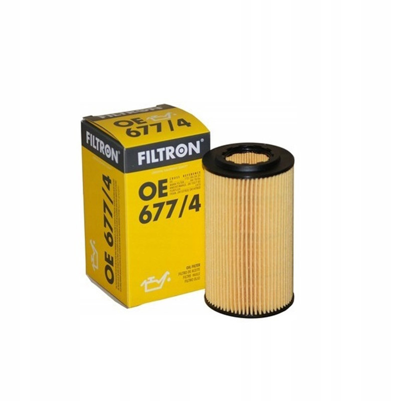 цена на FILTRON OE677/4 For oil filter MB