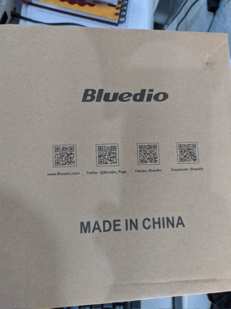 Bluedio T6S Bluetooth Headphones Active Noise Cancelling  Wireless Headset for phones and music with voice control-in Phone Earphones & Headphones from Consumer Electronics on AliExpress - 11.11_Double 11_Singles' Day