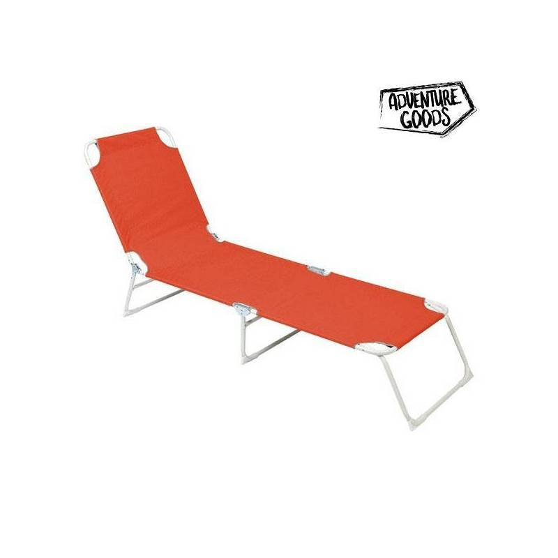 Lounger Adventure Goods 33661 (187x55x27 Cm) Orange