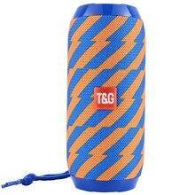 TG-117 ная колонка T & G (сине-оранжевая)