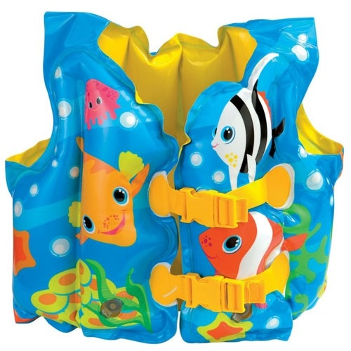 Ebebek İntex Sea Life Patterned Vest