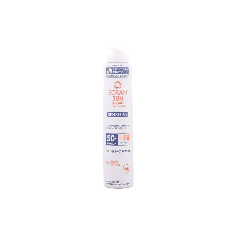 Mousse Sandlot Protective Sensitive Ecran SPF 50 + (200 Ml)