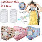 Kids Cotton Masks Re...