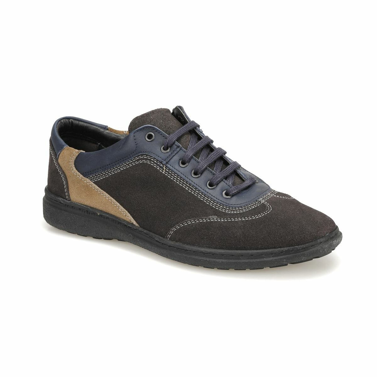 FLO 211 Navy Blue Men 'S Shoes Forester