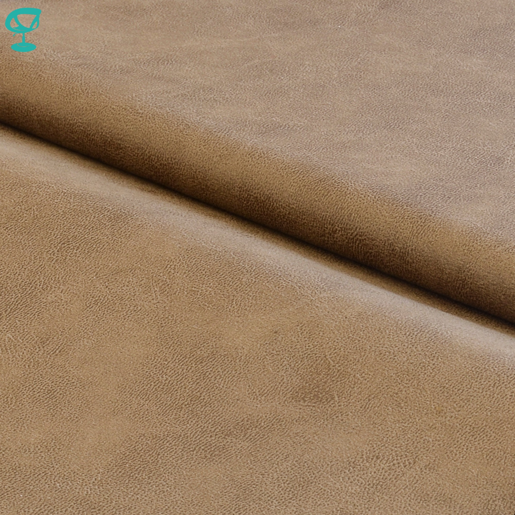 95651 Barneo PK970-6 Fabric Furniture Nubuck Polyester обивочный Material For мебельного Production Necking Chairs Sofas