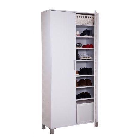 Multipurpose wooden shoe cabinet a test from dust Furniture Storage font b closet b font shoe
