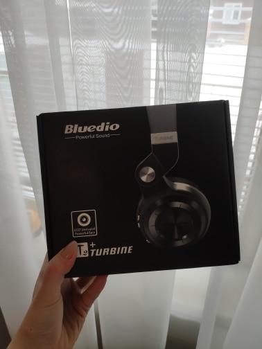 Orignal Bluedio T2 Plus Wireless Bluetooth 5.0 Stereo Headphone sd card&FM radio Headset with Mic High Bass Sounds APP Bluetooth Earphones & Headphones    - AliExpress