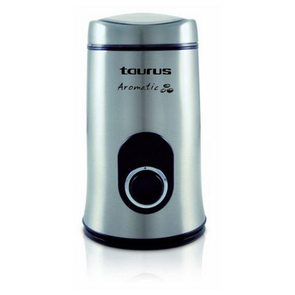 Grinder Taurus Aromatic 150 150W Inox Coffee Machines     - title=