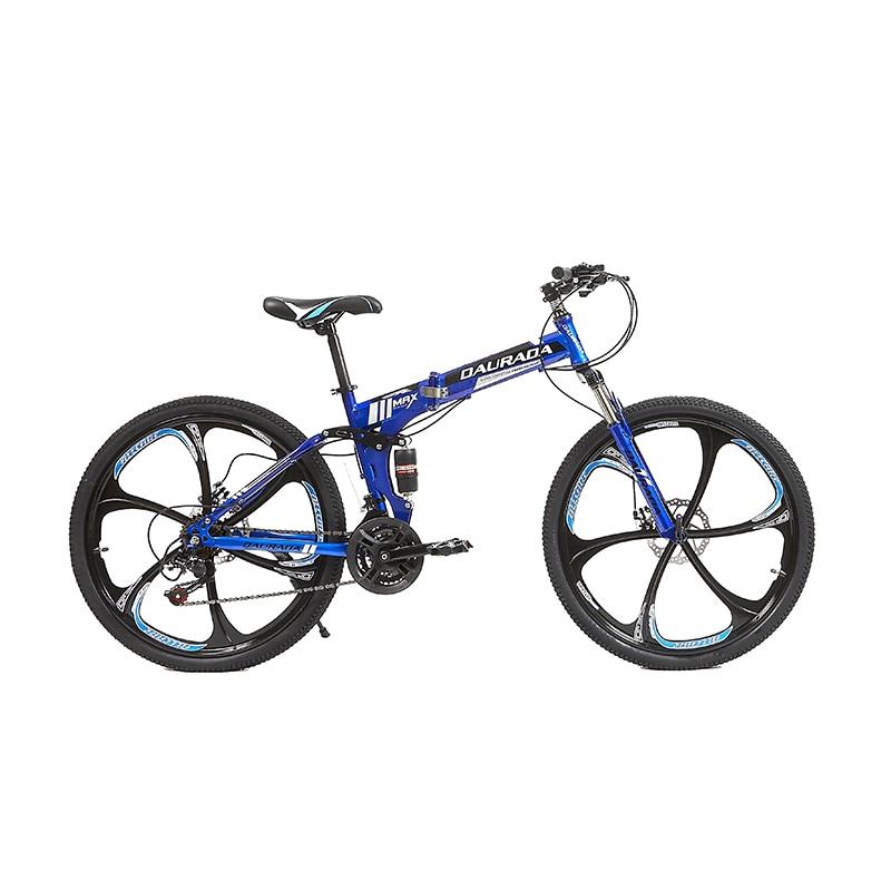 Misko ВЕЛОСИПЕДЫ складные алюминиево-магниевого сплава колеса 26 дюймов изменения 21 скорость горный велосипед mtb складные грипы для дешево