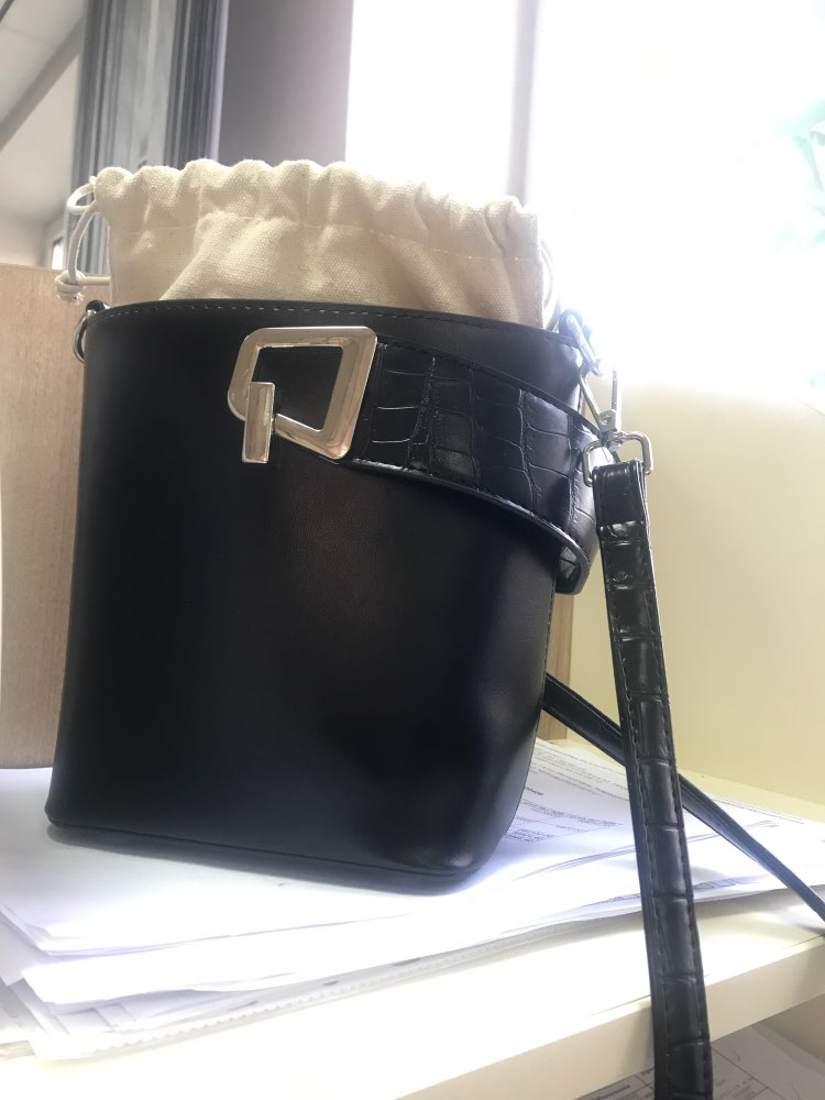 Arianna Bucket Bag photo review