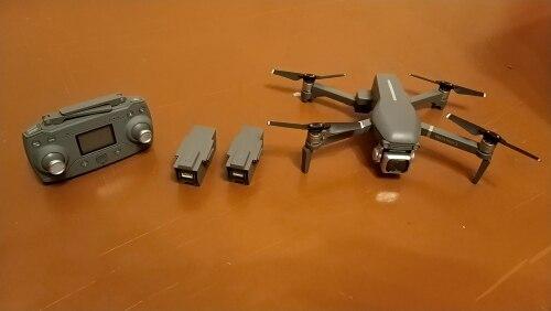 -- Drones Drones Escova
