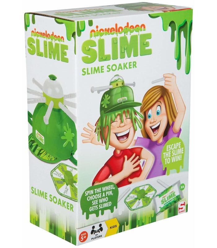 Slime Game Soaker Nickelodeon Toy Store Articles Created Handbook
