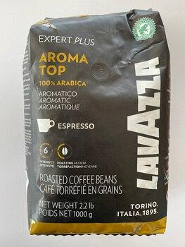Coffee Lavazza Aroma Top 1Kg. Rainforest Alliance lifesize rainforest