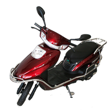 AIMA электрический скутер премиум-круизер-800 Вт Мотор Bosch контроллер 12 трубок