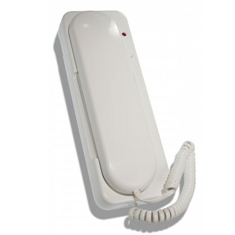 Трубка домофона CYFRAL КЛ 2 (Цифрал КЛ 2) для координатных подъездных домофонов. Световая индикация. Ночное отключение звука. Домофон      АлиЭкспресс