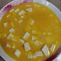 鲜味豆腐蒸蛋的做法图解6