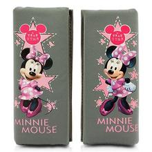 MINNIE102 – Mini almohadillas cinturón coche Minie Disney