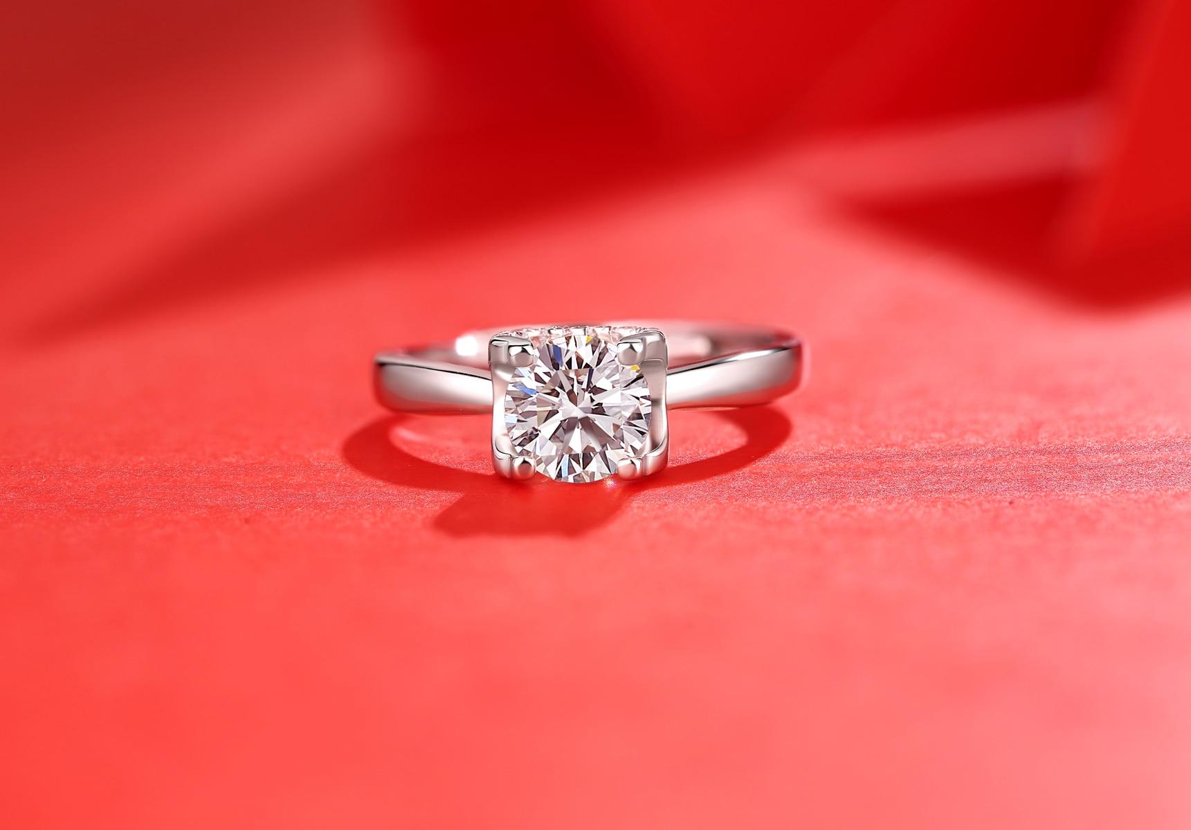 Yulaili Simple classique 925 dames anneaux conception angulaire bague pour femme bijoux fête accessoires anniversaire cadeau