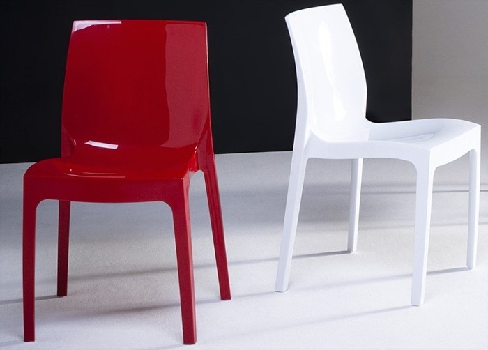 Chair ANTARCTICA, Polypropylene, Network High Brightness
