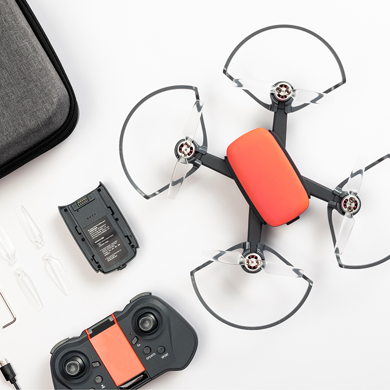 ZOAI INITIATE 1080P Camera Drone and FPV MINI RC Drone with GPS and Brushless Motors