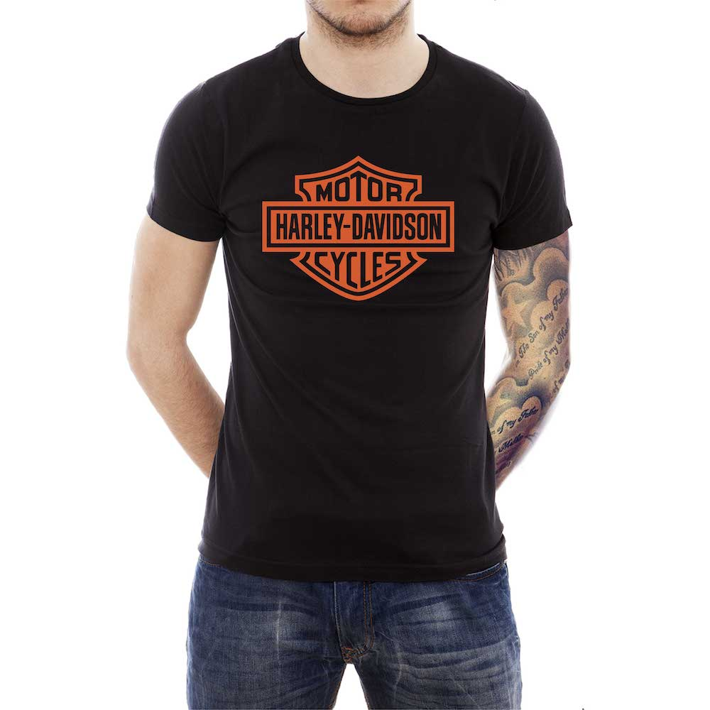 T-shirt Motorcycle Harley Davidson, Biker, Anarchy, CanEra, Casual, Classic, For Man, T-shirt For Woman. OR. S.A.