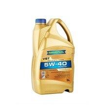 Моторное масло RAVENOL VST SAE 5W-40(4+1л) акция
