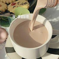 """#美食说出""""新年好""""#麋鹿苏打饼干&雪人巧克力奶的做法图解10"""