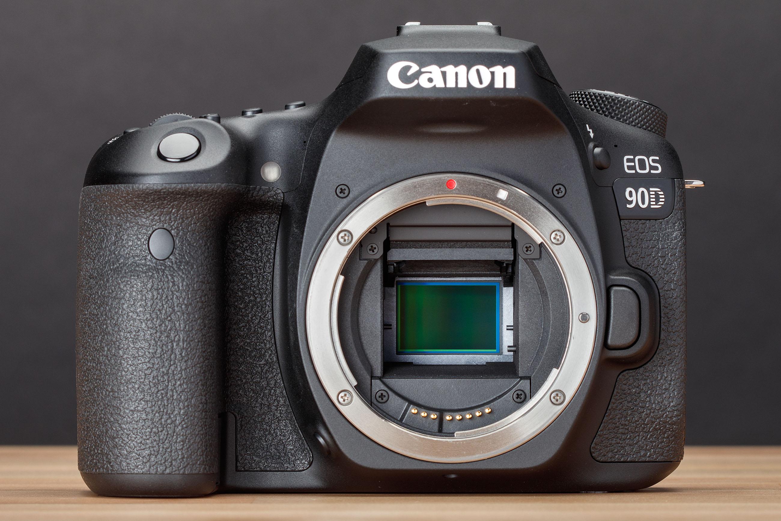 Canon EOS 90D DSLR 4K corps de l'appareil photo