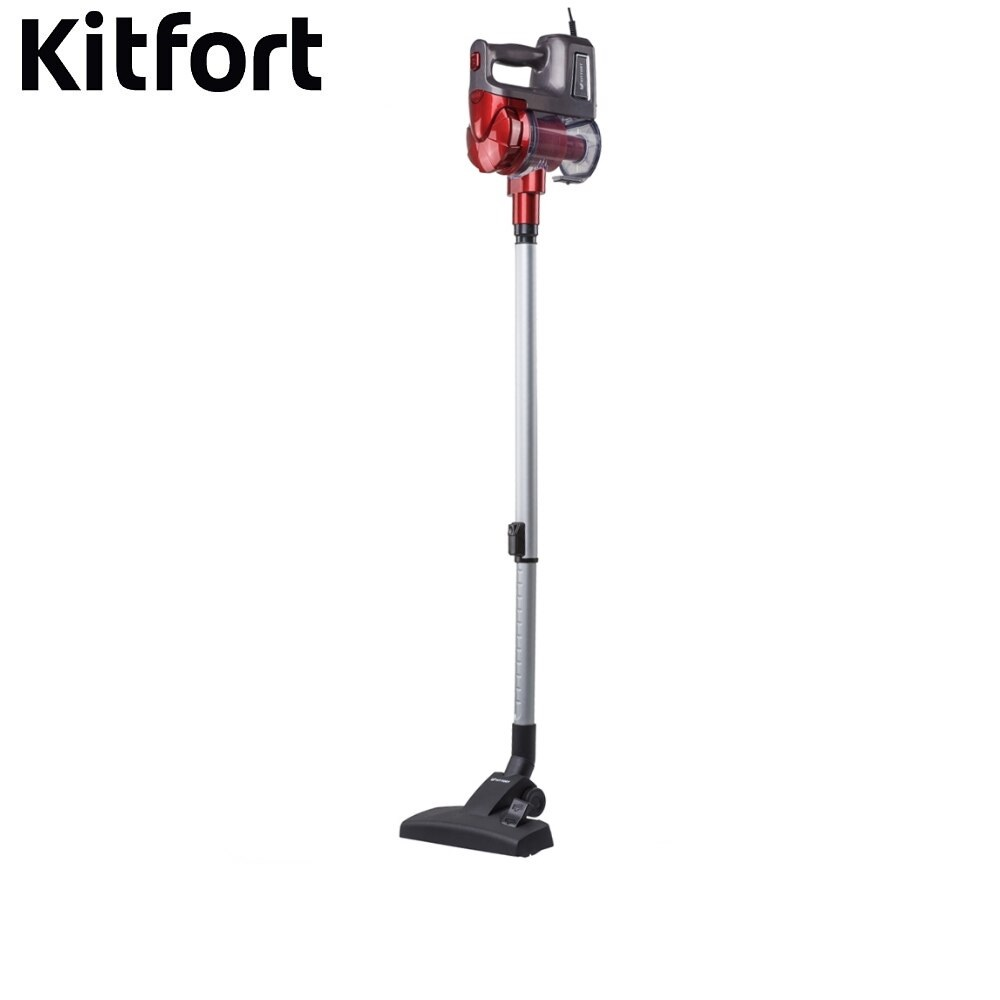 Vertical vacuum cleaner Kitfort KT-513 Vacuum cleaner for home KT-513 Vertical Vacuum cleaner Wireless Vacuum cleaner vertical недорго, оригинальная цена