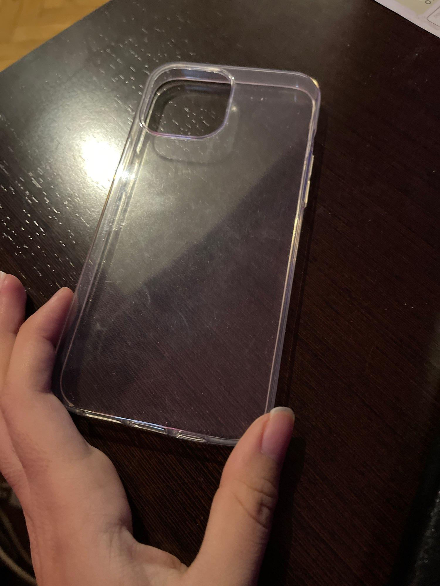 Funda de Gel Movil iPhone 12 / 12 Mini / 12 Pro / 12 Pro Max
