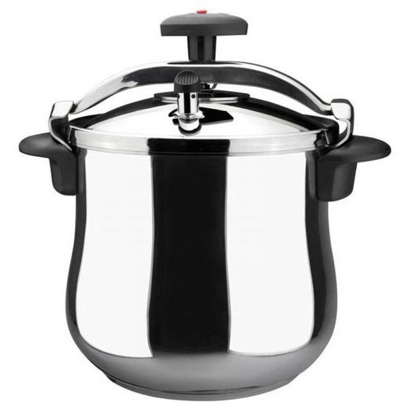 Pressure Cooker Magefesa 01OPSTABO10 10 L Stainless Steel