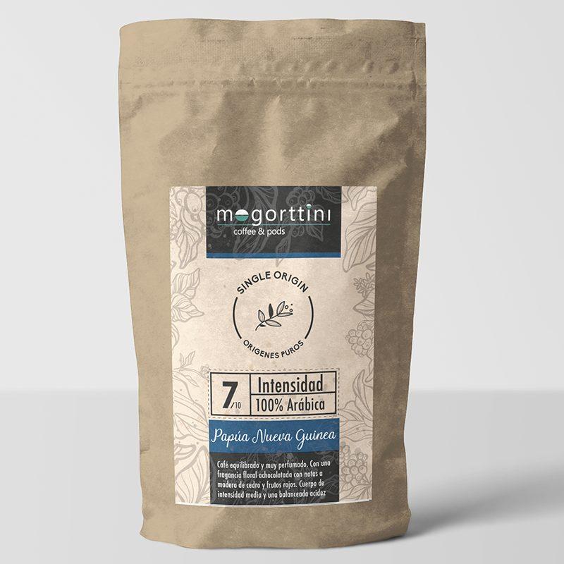 Papua New Guinea Mogorttini Single Origin Coffee bean 500gr