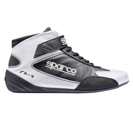 Ankle boot Sparco Cross Rb 7 Fia Tg. 39 black/white   - title=